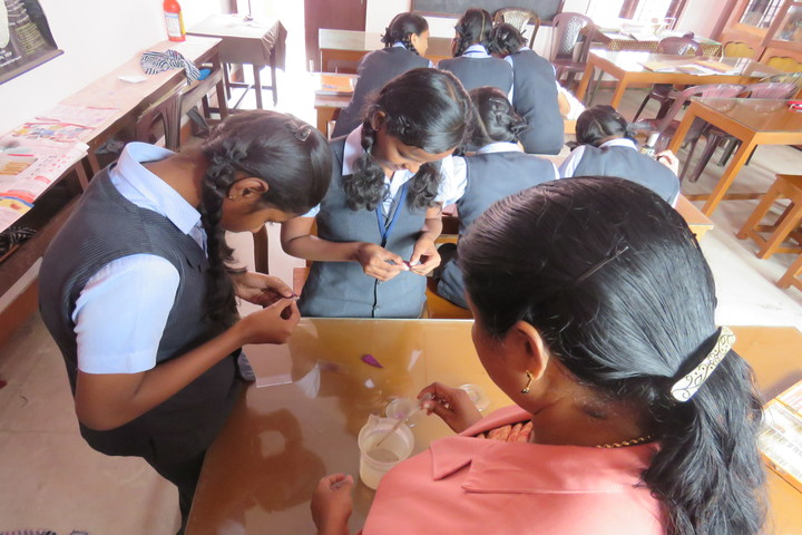 St Julianas Public School-Biology Lab