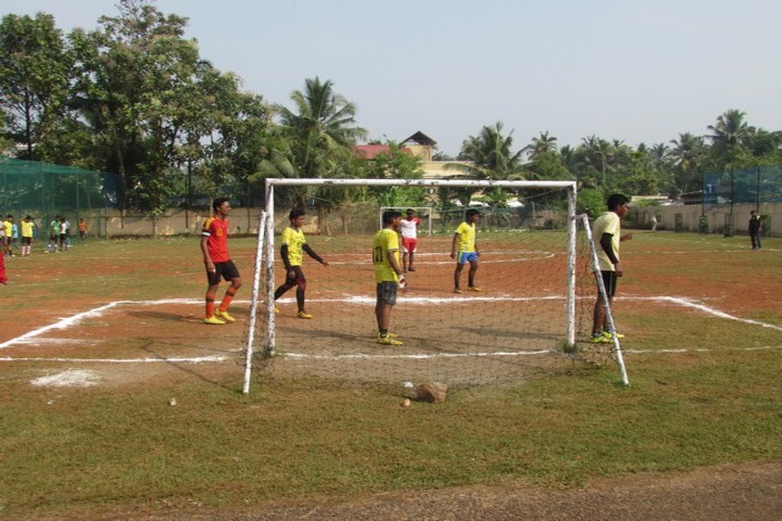 St Julianas Public School-Football Court