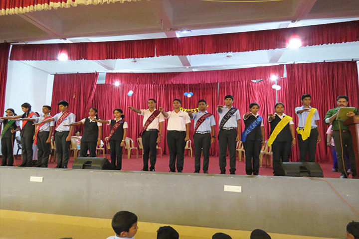 St Julianas Public School-Investiture Ceremony
