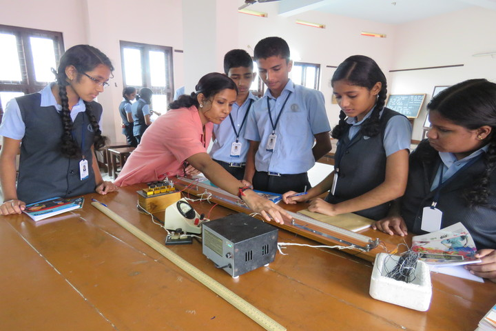 St Julianas Public School-Physics Lab