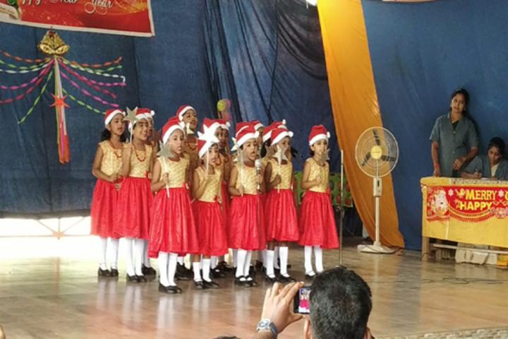 St Marys Cathedral Public School-Carol Singing