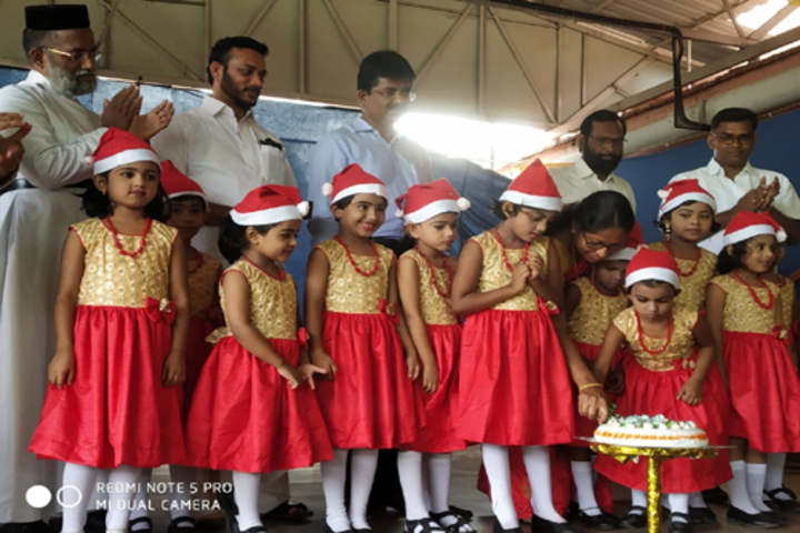 St Marys Cathedral Public School-Christmas Celebration