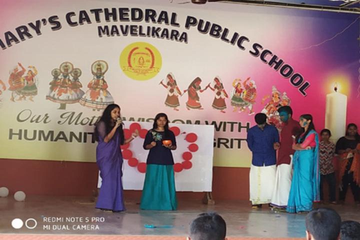 St Marys Cathedral Public School-Farewell