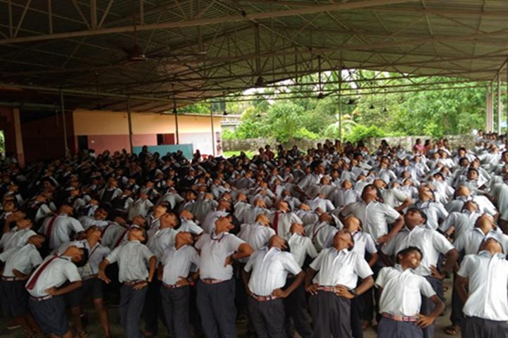 St Marys Cathedral Public School-Yoga