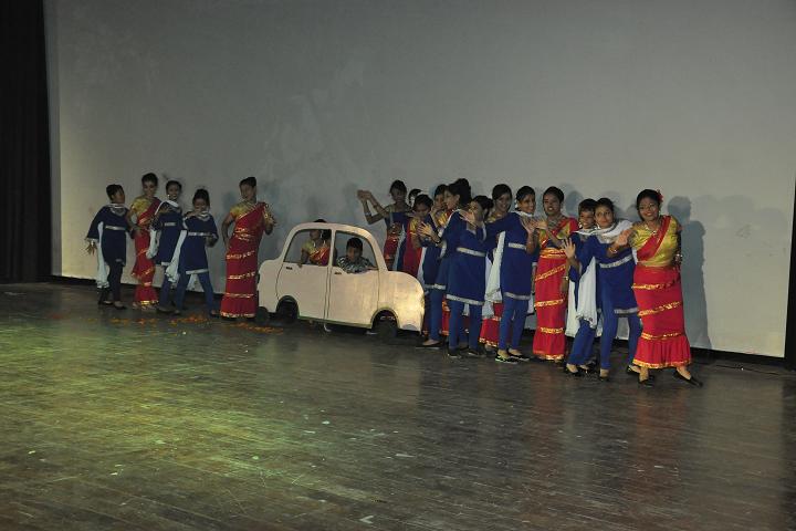 Shrimanta Shankar Academy-Annual Day