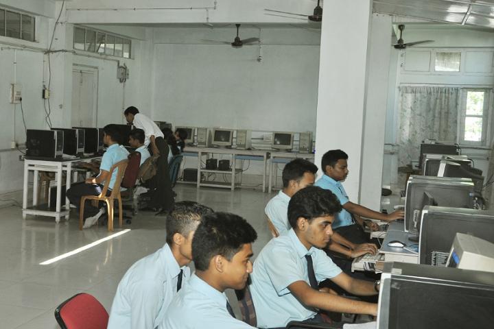 Shrimanta Shankar Academy-Computer Lab