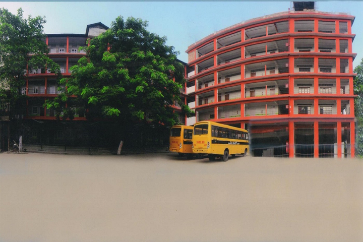 Shrimanta Shankar Academy-Transportation Facility