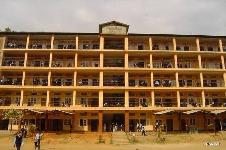 Shrimanta Shankar Academy-Campus View