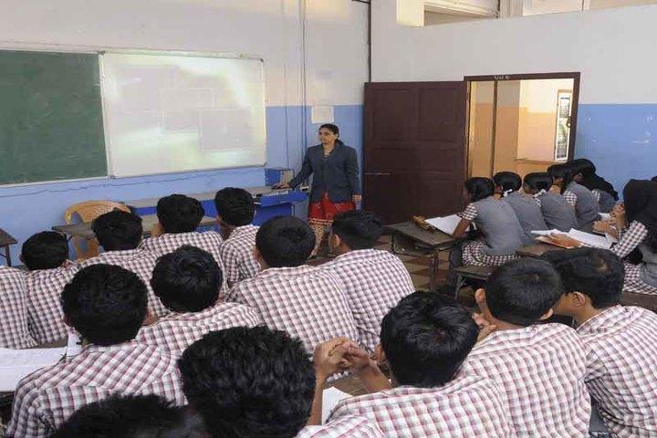 St Meeras Public School-Classroom