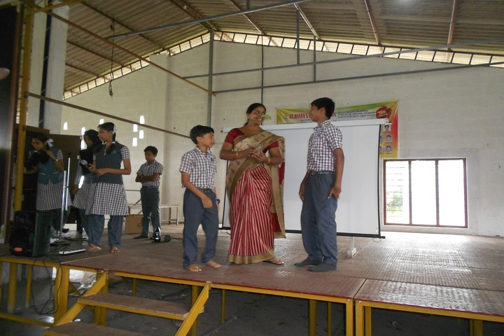 St Meeras Public School-Environment Day