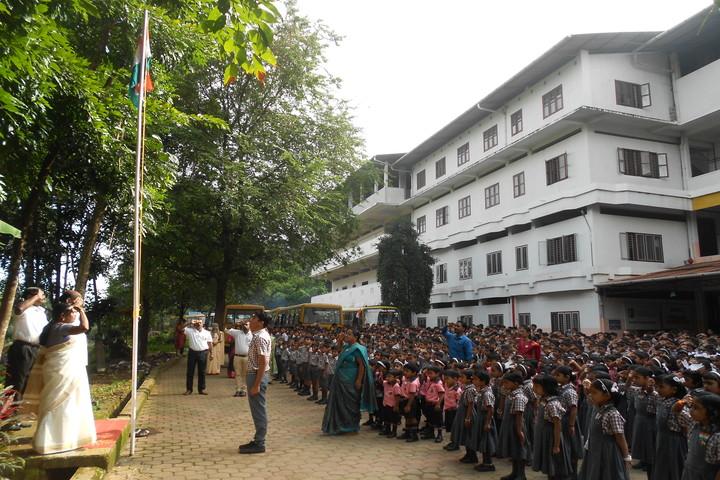 St Meeras Public School-Republic Day