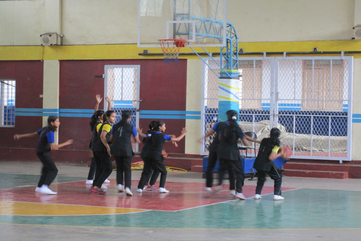 St Paul s International School-Basket Ball