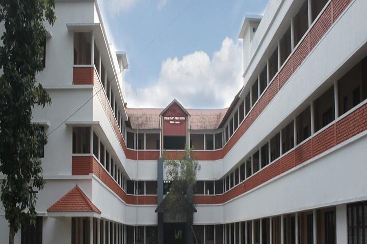 St Sebastian Public School-Campus View