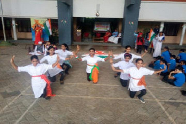 St Sebastian Public School-Independence Day