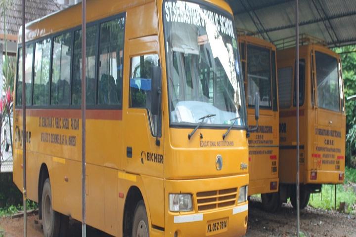 St Sebastian Public School-Transport