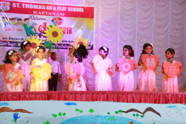 St Thomas English Medium School-Kids Fest