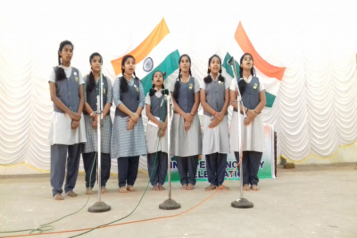St Thomas English Medium School-Republic Day