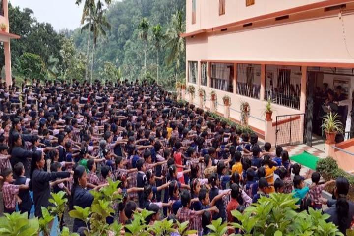 St Thomas Public School-Assembly