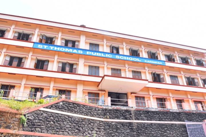 St Thomas Public School-Campus