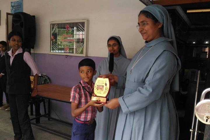 St Thomas Public School-Prize Distribution