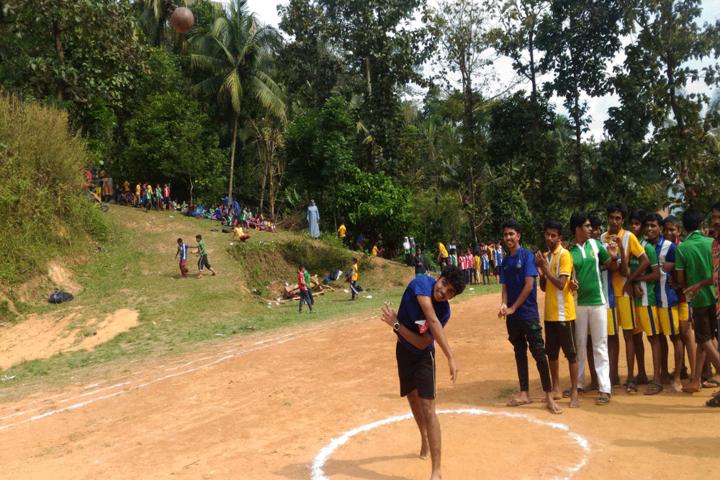 St Thomas Public School-Sports Day