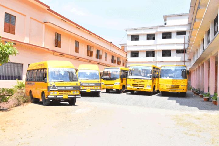 St Thomas Public School-Transport