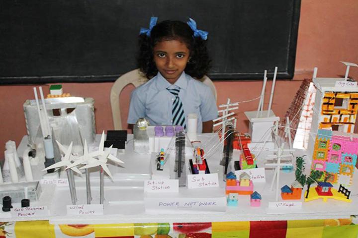 St Anton Vidyapeedam-Science Exhibition