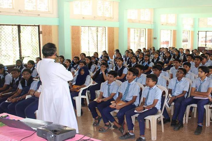 St Anton Vidyapeedam-Seminar