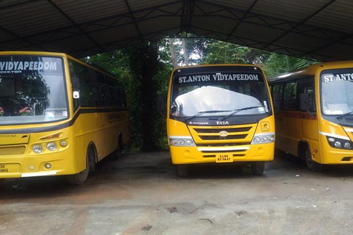 St Anton Vidyapeedam-Transport