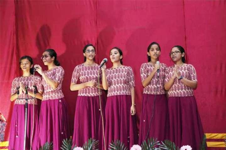 """""""St Antonys Public School-Singing"""""""