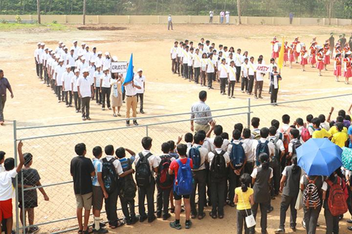 """St Antonys Public School-Sports Day"""