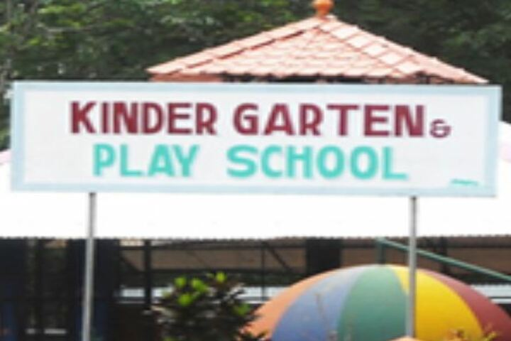 St Bersoumas Public School-Kindergarten