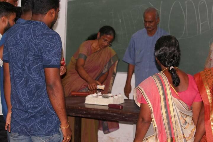 St Bersoumas Public School-Teachers Day