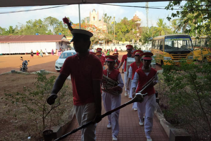 St Bersoumas Public School-Band Troop