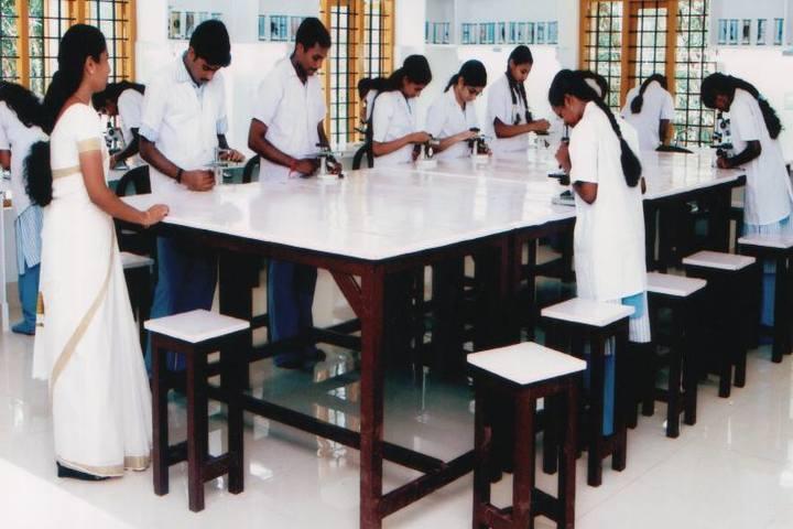 St Bersoumas Public School-Biology Lab