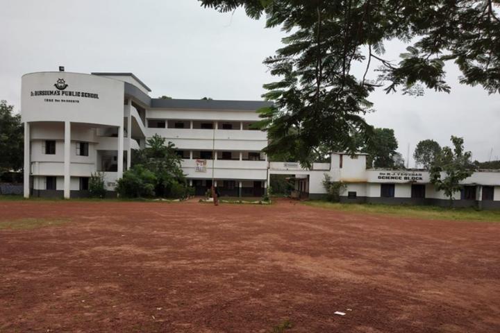 St Bersoumas Public School-Campus