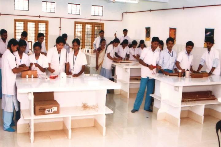 St Bersoumas Public School-Physics Lab