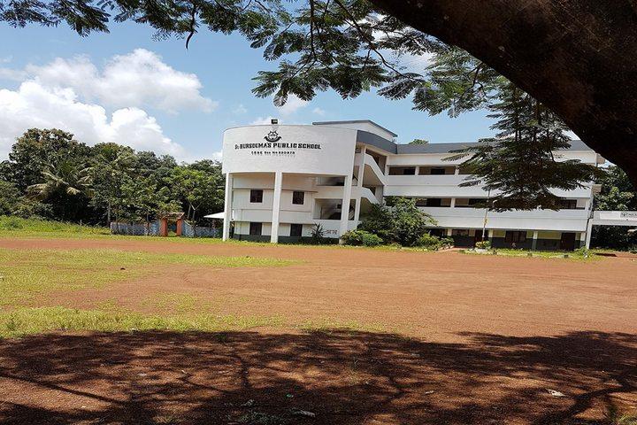St Bersoumas Public School-Play Ground