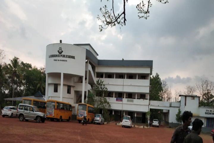 St Bersoumas Public School-Transport