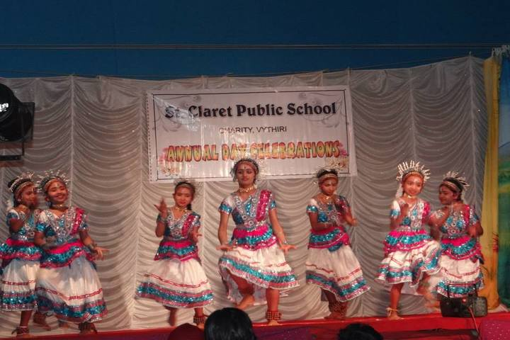 St Claret Public School-Annual Day