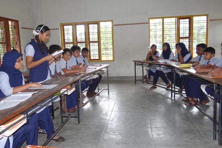 St Claret Public School-Classroom