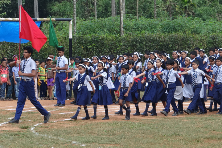St Claret Public School-Sports Meet