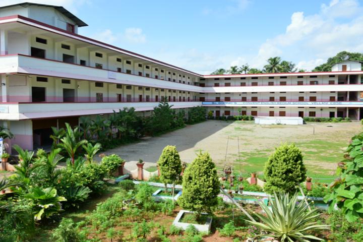 St Dominic Convent English Medium School-Campus