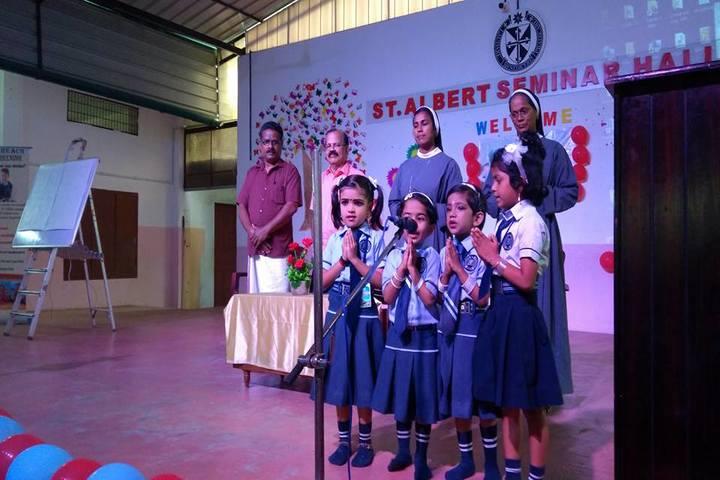 St Dominic Convent English Medium School-Event