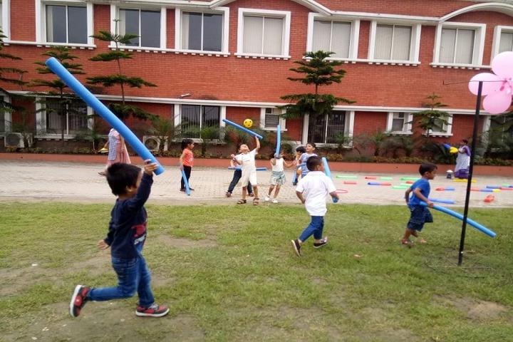 Spring Dale International School-Games