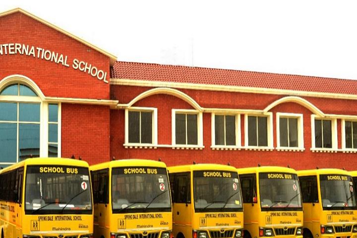 Spring Dale International School-Transportation
