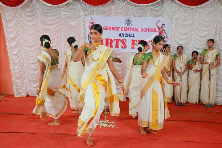 St George Central School-Arts event dance