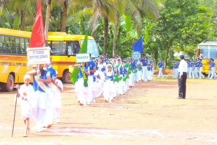 St George Central School-Independence Day