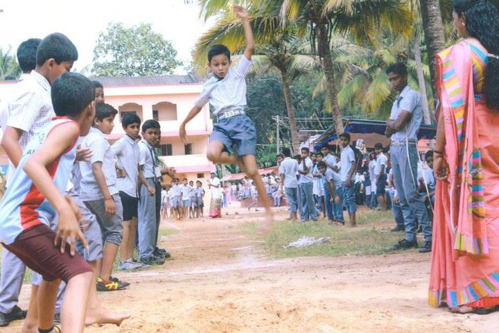St George Central School-Long Jump