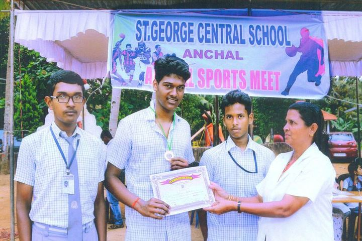 St George Central School-Sports Acheivements
